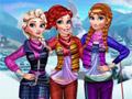 Принцессы едут в Эренделл