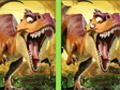Ледниковый период - эра динозавров: различия