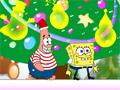 Новогоднее приключение Губки Боба