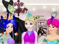 Принцессы Диснея: шуточные прически