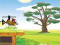 Вертолет Злых Птичек