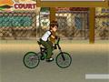 Бен 10. Велосипедные трюки