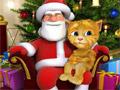 Говорящий Джинджер и Санта