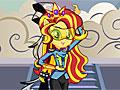 Девушки Эквестрии: Магические танцы Сансет Шиммер
