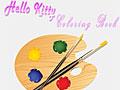 Хелло Китти: Книга-раскраска