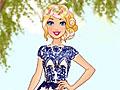 Дизайн платья-тюли для Барби