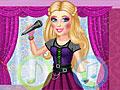 Барби на конкурсе голосов