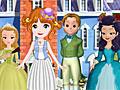 Принцесса София в школе