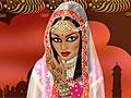 Индийский свадебный макияж