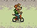 Малыш на велосипеде