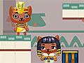 Приключения котов в египетской пирамиде