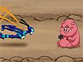 Бен 10: Жук и свиньи