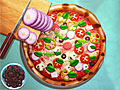 Готовим потрясающую пиццу