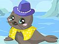 Уход за тюленем