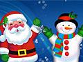 Рождественские шары и подарки