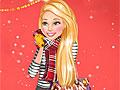 Барби возвращается домой на Рождество