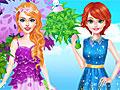 Цветочное шоу