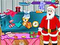 Рождественская уборка Санты