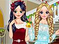 Рождественские принцессы