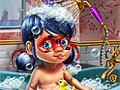 Леди Баг и Супер Кот: Душ и уход для малышки