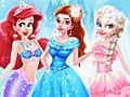 Принцессы Диснея: Различные свадебные стили
