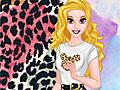 Принцессы Диснея: Животный принт