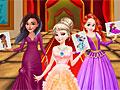 Принцессы Диснея: Вечеринка рисунков