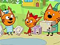 Три кота: Мультфильм-головоломка