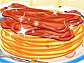 Готовим еду: Блинчики с беконом