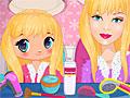 Модницы Барби и дочь