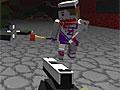 Выживание на зомбоарене 3Д
