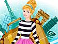 Золушка едет в Париж