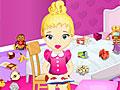 Золушка: Уборка детской комнаты
