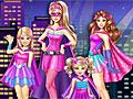 Перевоплощение сестер Супер Барби