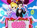 Романтическая свадьба в небе