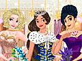 Принцессы Диснея: Вечеринка по случаю совершеннолетия