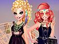 Принцессы Диснея на панк-рок-фестивале