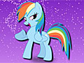 Мой маленький пони: Быстрые пинки