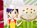Кухня Сары: Морковный торт