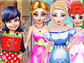 Принцессы Диснея: Новые прически