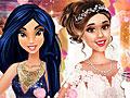 Принцессы Диснея: Свадебное платье Арианы