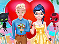 Леди Баг и Супер Кот на романтическом свидании
