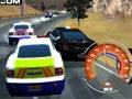 Гонки полицейских машин