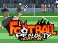 Футбол: Чемпионы пенальти