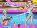 Холодное сердце: Развлечения в бассейне