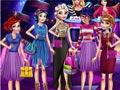 Принцессы Диснея: Модный конкурс