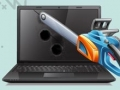 Разбей ноутбук