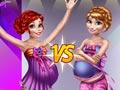 Мода беременных принцесс Диснея