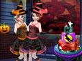 Специальный торт на Хэллоуин