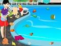 Уборка в бассейне